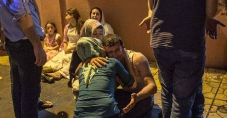 Τουλάχιστον 30 νεκροί και 90 τραυματίες από βομβιστική επίθεση σε γάμο στο Γκαζιαντέπ της Τουρκίας