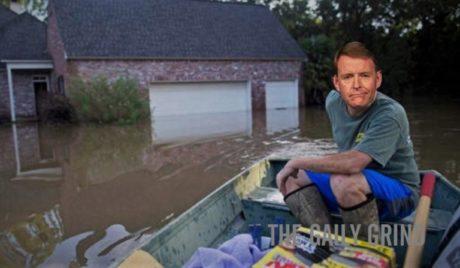 ΗΠΑ: Πλημμύρα καταστρέφει σπίτι τύπου που πίστευε ότι ο Θεός στέλνει φυσικές καταστροφές στους γκέι
