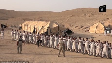 Σαουδάραβας λέει ότι γράφτηκε στον ISIS για να χάσει κάνα κιλό άλλα κανείς δεν τον πιστεύει