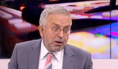 Εγκεφαλικό έπαθε (όπως φαίνεται) ο Δήμος Βερύκιος για τις τηλεοπτικές άδειες (VIDEO)
