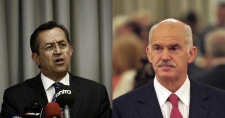 Ω Γέροντα η μήνυση: Ο Χριστιανοδημοκράτης της καρδιάς μας έκανε μήνυση στον ΓΑΠ για εσχάτη προδοσία
