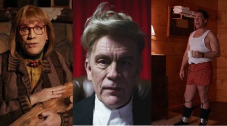 O John Malkovich υποδύεται 8 χαρακτήρες από το σύμπαν του David Lynch επειδή έτσι (VIDEO)
