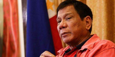 """Fuck you, I won't do what you tell me"" είπε ο Φιλιππινέζος πρόεδρος στην Ευρωπαϊκή Ένωση"