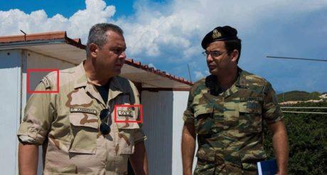 O Πάνος Καμμένος ντύθηκε ΟΥΚας και το Υπουργείο Άμυνας το έκρυψε με photoshop για να μη γίνει ρεζίλι