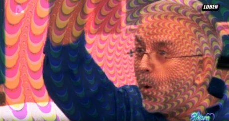 Ο Δήμος Βερύκιος στην εκπομπή της Μενεγάκη μας κάνει δωρεάν επίδειξη της επίδρασης του LSD (VIDEO)