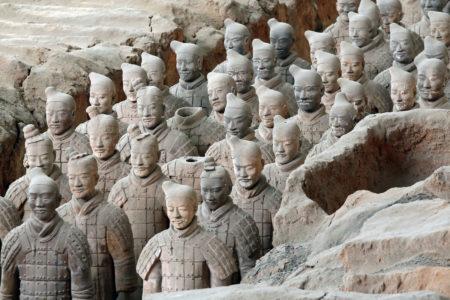 Την ανακάλυψη και της Κίνας  της ίδιας πανηγυρίζουν σήμερα οι ελληνόψυχοι