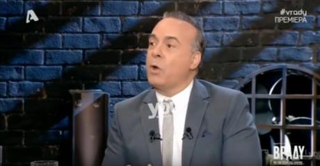 O Φώτης Σεργουλόπουλος στα εξηγεί ωραία όσον αφορά στο ρατσισμό και τους πρόσφυγες (VIDEO)