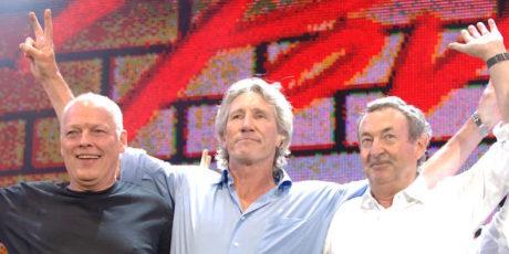 Οι Pink Floyd ανακοίνωσαν ότι επανενώνονται ως ένδειξη συμπαράστασης στην Παλαιστίνη