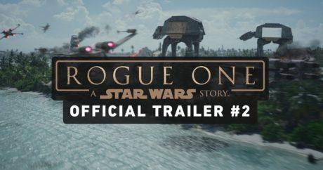 Κυκλοφόρησε και δεύτερο πολλά υποσχόμενο trailer για το Rogue One: A Star Wars Story (VIDEO)