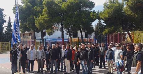 Δε θα αφήσουν κανένα προσφυγόπουλο σε ελληνικό σχολείο λένε κάτοικοι του Ωραιόκαστρου (VIDEO)