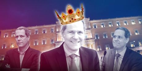 Tι θα γινόταν εάν ο Θάνος Τζήμερος γινόταν Μέγας Χαλίφης της Ελλάδας για μια μέρα;