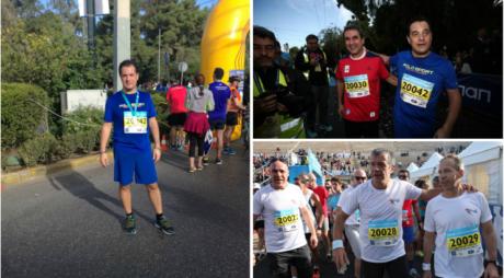 Μαραθώνιος: Ηθικός νικητής ο Άδωνις Γεωργιάδης, δυναμική η συμμετοχή του Ποταμιού (PHOTOS)
