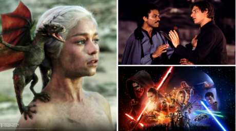 Emilia Clarke: Η Khaleesi θα είναι πολεμίστρια των άστρων μαζί με τον Han Solo στο spin-off του Star Wars