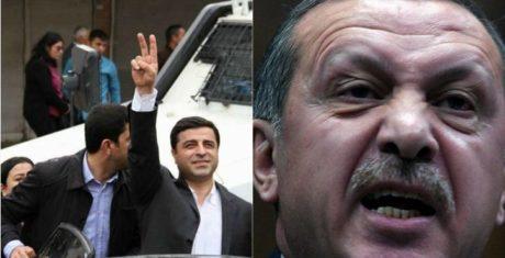 Ό,τι χρειάζεται να ξέρετε για τις συλλήψεις βουλευτών του φιλοκουρδικού κόμματος HDP χτες στην Τουρκία