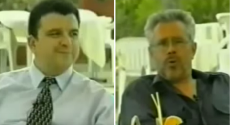 Όταν ο Ζουράρις τα εξηγούσε ωραία για το έθνος στο Λιακόπουλο (VIDEO)