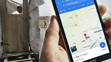 Με το Google Maps στην Ινδία μπορείς πλέον να βρεις που είναι η πλησιέστερη τουαλέτα