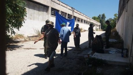 """Hotspot για Έλληνες"" θέλουν να φτιάξουν ακροδεξιοί στο σημείο που θα ανεγερθεί το τζαμί (PHOTO)"