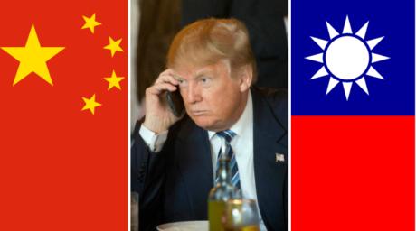 Την τηλεφωνική επικοινωνία μεταξύ του Trump και του Ταϊβανέζου ομόλογού του καταγγέλλει η Κίνα