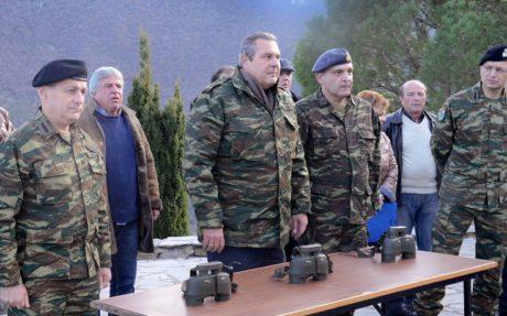 Πάνος Καμμένος: ο Ελληνικός στρατός γαμάει, ενώ των Τούρκων διαλύεται