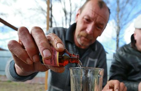 16 άτομα πέθαναν σε πόλη της Σιβηρίας επειδή ήπιαν αφρόλουτρο που περιέχει αλκοόλ