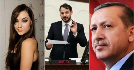 Wikileaks: Με Sasha Grey ψήνει τη ρέγγα του ο γαμπρός του Ταγίπ Ερντογάν (PHOTOS)