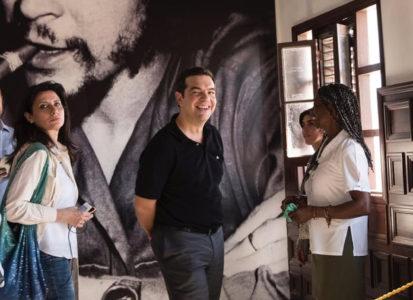 Μόνο 22.900 ευρώ κόστισε το διήμερο του Αλέξη Τσιπρα στην Αβανα σύμφωνα με non paper του Μαξίμου