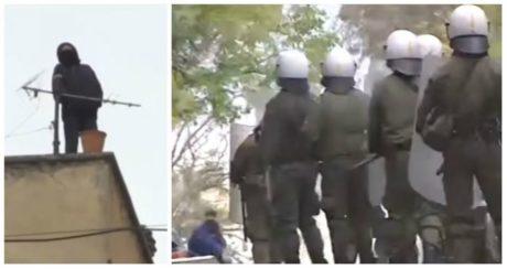 Διμοιρία ΜΑΤ μηνύει τους αξιωματικούς της για epic fail επιχείρηση ενάντια σε αντιεξουσιαστές