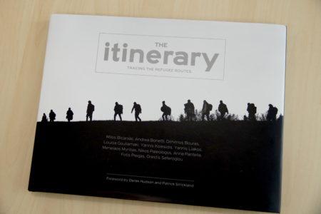 The Itinerary: Απόψε η επίσημη παρουσίαση του βιβλίου για τη διαδρομή των προσφύγων