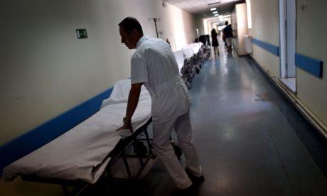 Καταρρέει το σύστημα υγείας της Ελλάδας σύμφωνα με ρεπορτάζ του Guardian