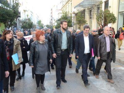 Την απαλλαγή του Κώστα Πελετίδη από τη μήνυση του χρυσαυγίτη Μιχάλη Αρβανίτη πρότεινε ο εισαγγελέας