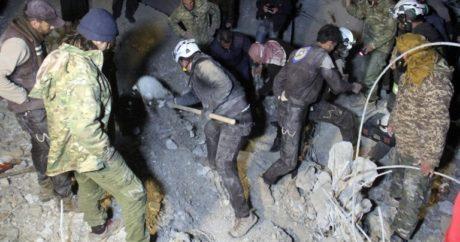Συρία: Νεκροί άμαχοι από διαφορετικούς βομβαρδισμούς από ΗΠΑ και Ισραήλ το ίδιο βράδυ