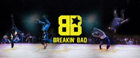 Breakin' Bad: Η επιστροφή του Underground Festival Χορού της πόλης είναι γεγονός