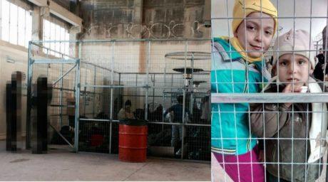 Δεν είναι κλουβί το κλουβί στη ΒΙΑΛ Χίου σύμφωνα με τις Αρχές επειδή δεν έχει και πάνω συρματόπλεγμα