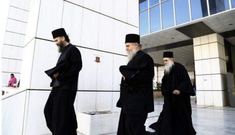 Αθωώθηκαν ΟΛΟΙ - μα όλοι - για την υπόθεση του Βατοπεδίου