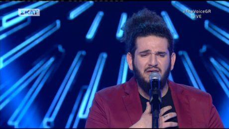 Μετά το τζόκερ, Κύπριος κέρδισε και το ελληνικό The Voice (VIDEO)