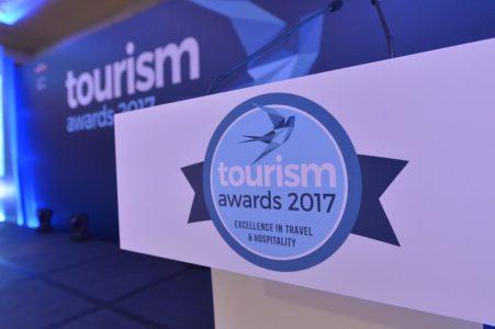 2 Βραβεία για τη Vyra.com στα Tourism Awards 2017