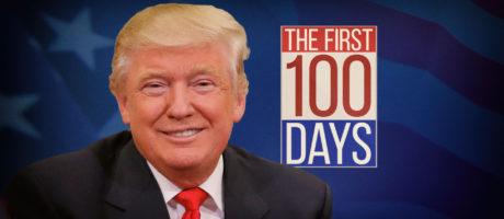ΑΦΙΕΡΩΜΑ: Οι 100 πρώτες ανύπαρκτες ημέρες του Ντόναλντ Τραμπ σαν Πλανητάρχης