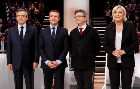 Γαλλικές εκλογές: Αμφίβολο το αποτέλεσμα με Λεπέν και Μακρόν να ισοψηφούν λίγες ώρες πριν ανοίξουν οι κάλπες
