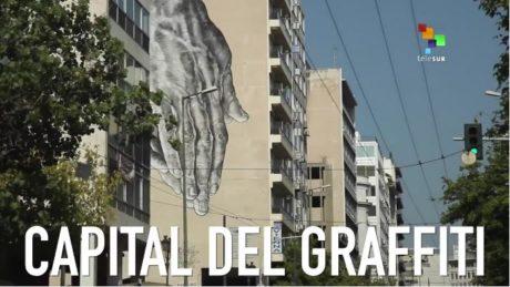 Η αθηναϊκή street art μας κάνει περήφανους σε αυτό το βίντεο λατινοαμερικανικού καναλιού