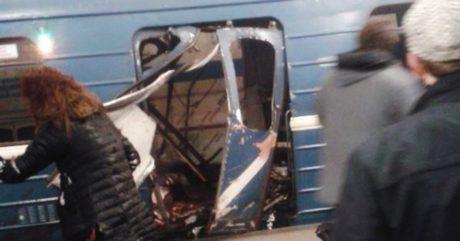 Έκρηξη στο μετρό της Αγίας Πετρούπολης – Πληροφορίες για 10 νεκρούς