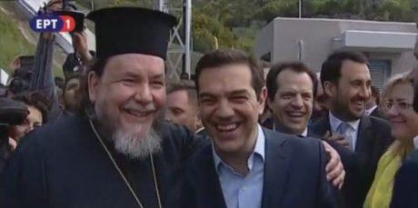 """Θεούλης Ιερέας σε Τσίπρα: """"Ήθελα φωτογραφία με έναν ακροαριστερό"""""""