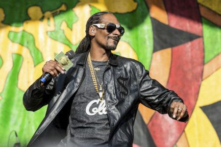 H μεταφράστρια στη νοηματική το ζει και κλέβει την παράσταση σε συναυλία του Snoop Dogg (VIDEO)