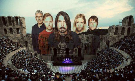 Οι Foo Fighters μάλλον θα εμφανιστούν live στο Ηρώδειο, σύμφωνα με ανακοίνωση του Υπουργείου Τουρισμού