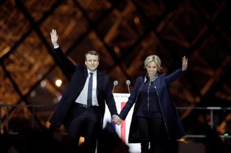 Εκλεγμένος πρόεδρος της Γαλλίας αλλά όχι ακόμα νικητής ο Εμμανουέλ Μακρόν