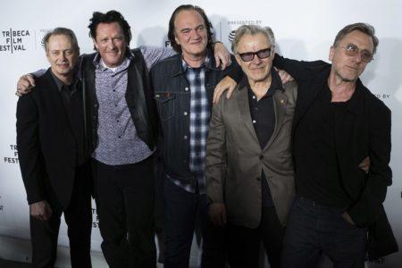 Το καστ του θρυλικού Reservoir Dogs επανενώθηκε 25 χρόνια μετά για το Tribeca Film Festival