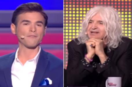 ΣΟΚ στην ελληνική SHOWBIZ: Ο Μένιος Φουρθιώτης τελείωσε τον Νίκο Καρβέλα από το STAR ACADEMY.