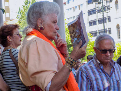 74 φωτογραφίες και ένα βίντεο αγνής λαϊκής δεξιάς από την νεκρώσιμη ακολουθία του Κωνσταντίνου Μητσοτάκη