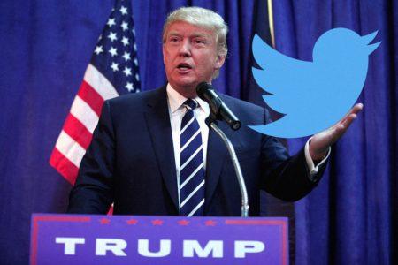 Ο Τραμπ τουιτάρει μια μυστηριώδη λέξη σε άγνωστη γλώσσα πριν κοιμηθεί και το Ίντερνετ παρανοεί