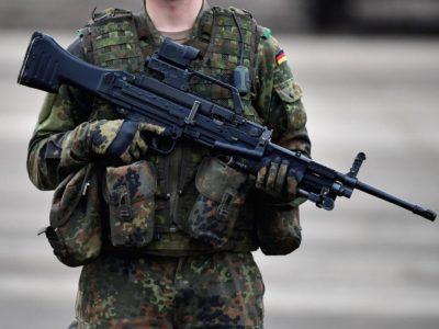 Γερμανία: Νεοναζί στρατιωτικοί συνελήφθησαν επειδή σχεδίαζαν τρομοκρατικά χτυπήματα