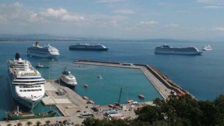 Πάνω από 8500 τουρίστες βρέθηκαν χτες στο Κατάκολο Ηλείας
